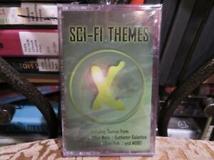 Details about Sci-Fi Themes ~ London Theatre Orchestra (Cassette) NEW Sealed