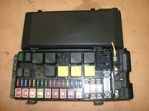 land rover discovery 2 td5 engine bay fuse box complete. Black Bedroom Furniture Sets. Home Design Ideas