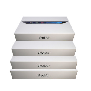 Apple iPad Air - Open Box- 9.7in, 32GB, Space Gray, Wi-Fi Only, Bundle Included!