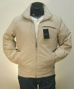 Joseph Abboud Tan Men's Fall Winter Coat Jacket $29.99 S