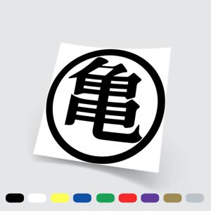 Adesivi in vinile Wall Stickers Prespaziati Majin Vegeta Dragon Ball Auto Pc