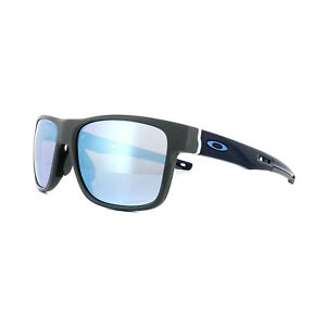 53b1a2a4d38 Image is loading Oakley-Sunglasses-Crossrange-OO9361-09-Matt-Dark-Grey-