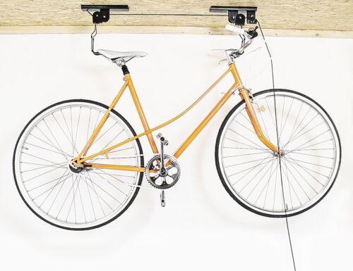 Streetwize Cycle Bike Bicycle Kayak Storage Hanger Hook Ceiling Hoist System