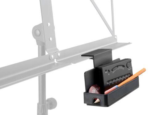 Aufsteck Ablage Box Noten Ständer Noten Stativ Noten Pult Zubehör praktisch