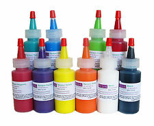 Resin Obsession opaque color pigments - set of ten colors epoxy resin casting