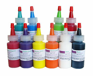 Resin Obsession opaque color pigments - set of ten colors epoxy ...