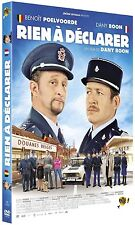 RIEN A DECLARER (Danny Boon) english subtitles DVD - PAL Region 2 - New & sealed