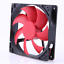 PC-Fan-Computer-CPU-120mm-Brushless-USB-Radiator-Red-DC-12V-Case-Cooler-1500RPM