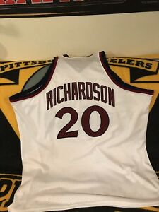 quite nice dedd6 704b5 Details about Michael Ray Richardson NY Knicks Authentic Mitchell & Ness  Throwback Jersey 60