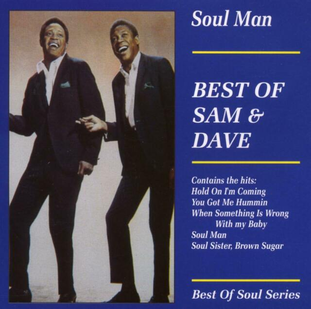 Sam And Dave - Soul Man: The Best of Sam & Dave