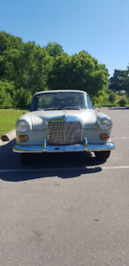Classic 1965 Mercedes Benz fintail for sale