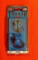 Lazer Trokar Tournament Tube Hooks (size 3/0) (5 Hooks) Tk190-3/0