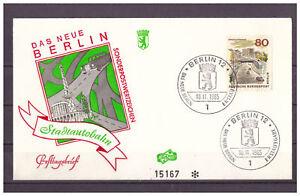 Berlin-FDC-034-Das-Neue-Berlin-034-MiNr-262-ESSt-Berlin-18-11-1965