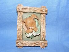 Pendelfin Stoneware Rabbit Gallery Series Poppet  Made In Burnley England