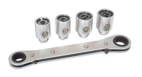 Laser 4462 Stud Remover Set 5 piece