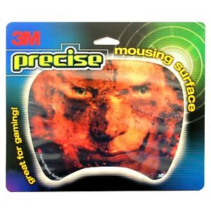 Rare VINTAGE 3dfx Voodoo 5 Mauspad | NOS | 3m präzise genutet Gaming Surface