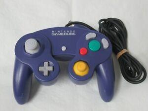 J440 Nintendo GameCube official Controller Violet Japan GC x