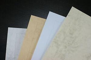 Details Zu Visitenkarten Zum Selbermachen 10 Karten Pro Blatt Microperforiert Unbedruckt