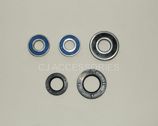 Suzuki GSF600 Bandit Rear Wheel & Sprocket Carrier Bearings & Oil Dust Seal Kit