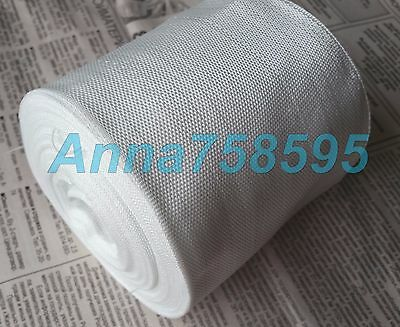 "1pc Fiberglass Cloth Tape E-Glass 1/"" wide 27 Yards 25mmx25m Fiber Plain Weave"