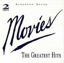 Movies-Greatest Hits/Stereo von Various   CD   Zustand gut