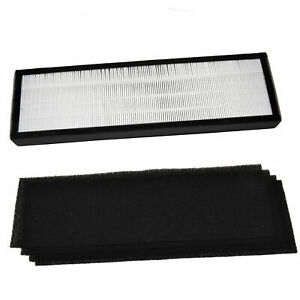4pcs//Set Carbon Filters For GermGuardian AC4800 4825 Series Air Purifier Parts