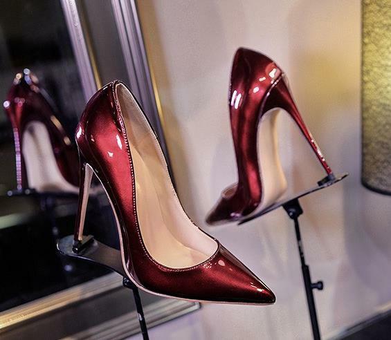 335856fe79d Women High Heel Pointed Toe Slip On Pumps Pumps Pumps Classics US 4 ...