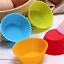 12PC-Silicone-Soft-Cake-Muffin-Chocolate-Cupcake-Bakeware-Baking-Cup-Mold-Moulds thumbnail 5