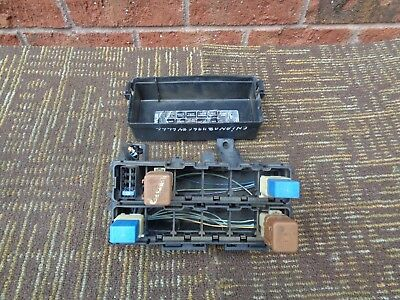 05 06 07 08 Nissan Pathfinder Fuse Box Relay Junction Block Cabin 2005 2006  2007 | eBayeBay