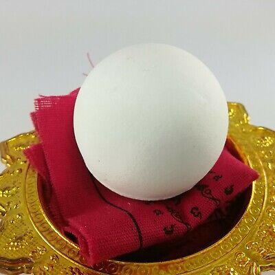 Leklai Amulet Lp Somporn Necklace Thai Temple Healing Stones Takrud Wealth Money