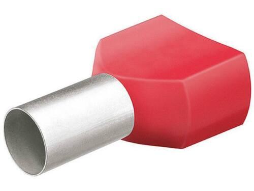 Knipex Twin-terminaisons avec col en plastique