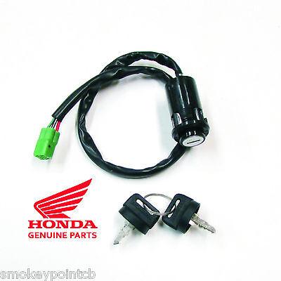 Ignition Key Switch HONDA TRX250X TRX 250 X 2009 2010 2011 2012 ATV