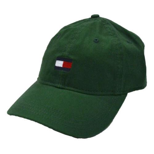 Tommy Hilfiger Hat Baseball Cap Logo Unisex Mens Womens Adjustable One Size New