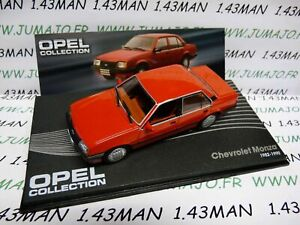OPE116R-voiture-1-43-IXO-OPEL-collection-CHEVROLET-MONZA-1982-1990