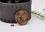 10X-Western-3D-Flower-Turquoise-Conchos-For-Leather-Craft-Bag-Belt-Purse-Decor miniature 9