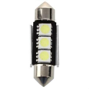 SUZUKI 36MM 3 SMD LED Light Lamp Bulb
