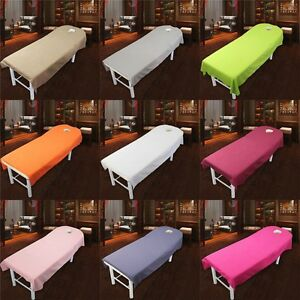 Image Is Loading Beauty Salon Spa Massage Table Coverlet Comfort Polyester