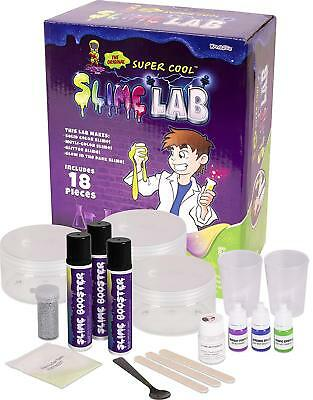 Doelstelling Slime Kit Make Your Own Slimes Kids Diy Science Lab Starter Kit Toy Games