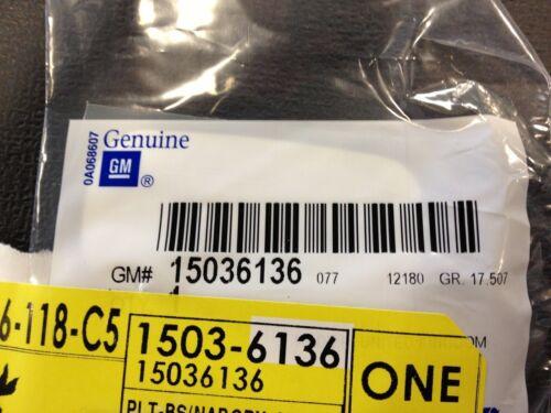 "GENUINE GM CHEVROLET SILVERADO 99-07 SIDE PANEL /""LT/"" EMBLEM GM# 15036136"