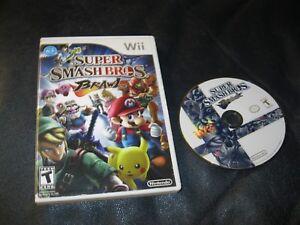 Nintedo-Wii-Super-Smash-Bros-Brawl-Game