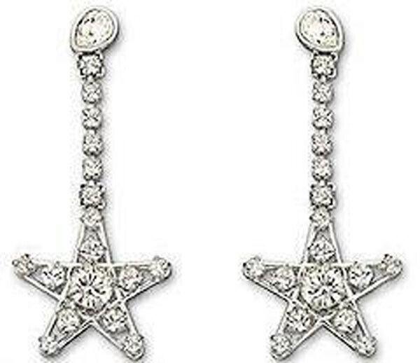 f2de1ba8f1f12 New Bailee Star Pierced Earrings 865040 Swarovski npuclf6428-Jewelry ...