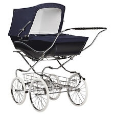 Silver Cross Kensington Navy Carriage Single Seat Stroller