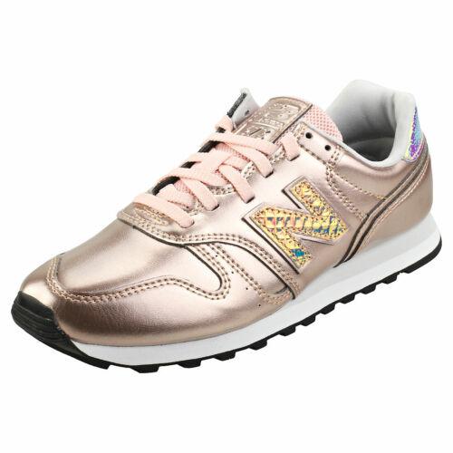 New Balance 373 Womens Rose Gold Fashion Trainers 6 UK