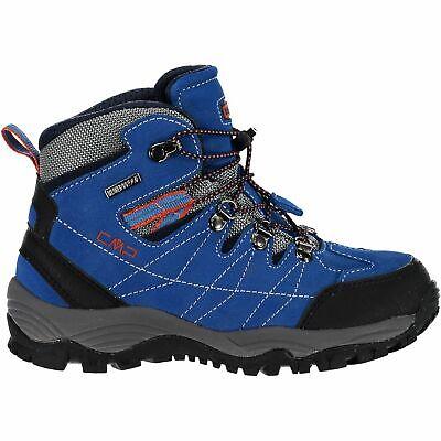 Cmp Trekking Scarpe Outdoorschuh Kids Arietis Trekking Shoes Wp Impermeabile Blu-mostra Il Titolo Originale Dolorante