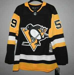 Authentic-Adidas-NHL-Pittsburgh-Penguins-59-Hockey-Jersey-New-Mens-Sizes