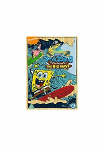 Spongebob-And-The-Grande-Onda-DVD-Nuovo-DVD-PHE9875