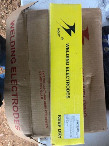 """Details about  /E6013 1//8"""" Arc Welding Rods Carbon Steel Electrode 40 lb Box"""