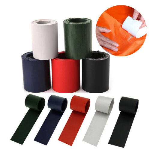 1 Roll Inflatable Boats Kayak Special Damaged Leaking Hole PVC Repair Patch Tape