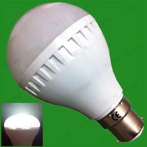 3-x-6W-R63-LED-Riflettore-6500K-Luce-Bianca-Lampadine-Faretti-BC-B22