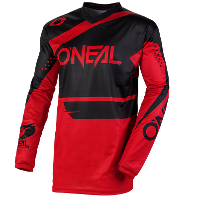 Dirt Bk O/'Neal 2018 Element Racewear Jersey Black//Grey Off-Road Motocross